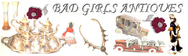 Bad Girls Antiques and Fine Collectibles, Martinez, California